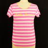 Tee-shirt rayé rose LITTLE MARCEL - Taille XS