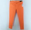 Jeans VANS orange - Taille estimée 38