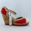 Sandales à talons MARIAMARE rouge - Pointure 41