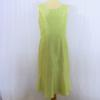 Robe verte ARMAND THIERY - Taille 40