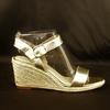 Sandales à talons JONAK cuir - Pointure 41