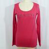 T-shirt manches longues BENETTON rose - Taille estimée 38
