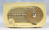 Ancienne Radio Philips Philetta B1 F03U (vers 1950).