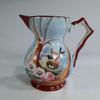 Pichet porcelaine Creil & Montereau XIXème siècle RARE