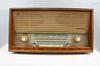 Ancienne Radio Schaub Lorenz (Allemagne, 1962).