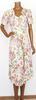 Robe Vintage à motif floral