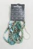Lot de 8 bracelets en perles T.U - NEUF