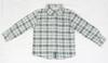Chemise chaude à carreaux