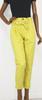 Pantalon tendance jaune moutarde