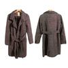 Manteau gris long de maternité - Noppies - T 42
