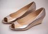 Chaussures doré T41