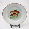 Lot de 11 assiettes plates Digoin Sarreguemines décor poisson - Photo 5
