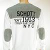 Pull Homme Gris SCHOTT T XXL. - Photo 2