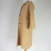 Manteau Courrèges Chic Vintage 1970 Beige taille O - Photo 3