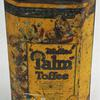 Boite En Tôle - Palm Toffee (Walters, Angleterre, Vers 1920). - Photo 0