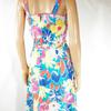 Robe Vintage Multicolore T 36. - Photo 2