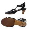 Chaussure sandale Espace Clergerie cuir  P  7 ½ = 39  - Photo 3