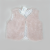 Gilet sans manche bout'chou taille 1 mois neuf - Photo 0