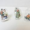 Figurine The Heritage Village Collection ''A Christmas Carol Morning'' - Photo 2