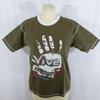 T-shirt DESIGUAL kaki - Taille S - Photo 0