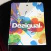 T-shirt multicolore DESIGUAL - Taille XS - Photo 5