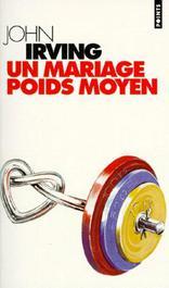 Couverture de Un mariage poids moyen