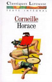 Couverture de Horace