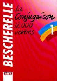 Bescherelle Tome 1 La Conjugaison Label Emmaus