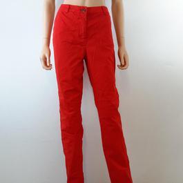 Pantalon tendance en Coton - 40 - CAROLL - RTTSDS071952 - Photo ... 0c64a287fe3