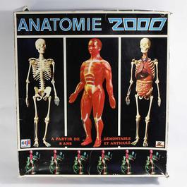 Jeu Anatomie 2000 - Photo 0