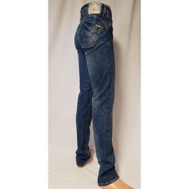 23f978a6a271 ... Pantalon Jean droit Push Up Meltin Pot Monyke T 30   38 40 -