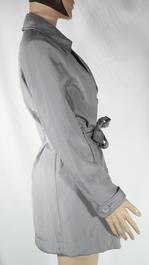 f788755c4016 ... Trench Femme Gris C.M.P COLLECTION Taille M. - Photo 1