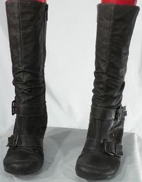 marque pas vintage cher de mode Femme ChaussuresBottes et 5q3jA4RL