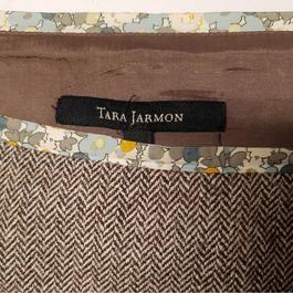 Neuf   étiquette longue écharpe Monoprix maille grise et brillante ... 77f7180d439