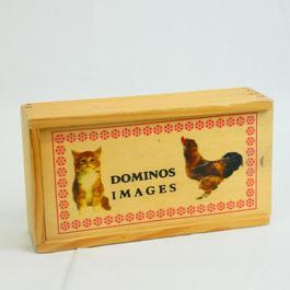 Photos du Jeu en Bois - Domino.  - Image 0