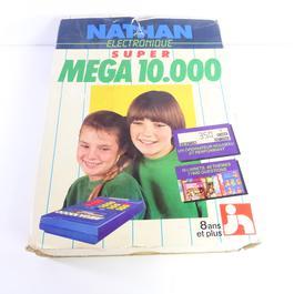 Jeu Nathan électronique - SUPER MEGA 10.000 - Image 0