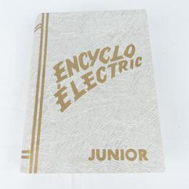 Jeu électronique vintage Encyclo-Electric Junior - Photo 1