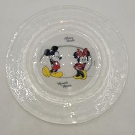 Ensemble de deux petits disques Disney Mickey-Minnie et Winnie - Photo 1