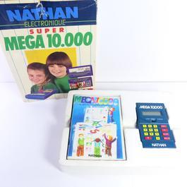 Jeu Nathan électronique - SUPER MEGA 10.000 - Photo 1