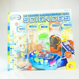 Jeu éducatif - Grande Laboratorio Delle- Scienze - Photo 0