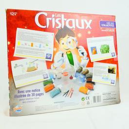 Jeu éducatif - Les cristaux - Photo 1