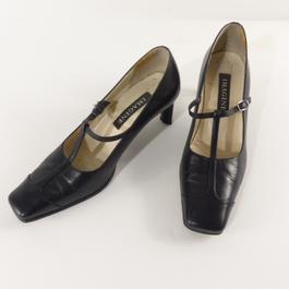 chaussure femme à talon Louboutin noir Label Emmaüs