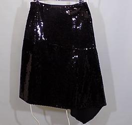 d3c4944b29b Jupe noire à paillettes DKNY taille S - Photo 0 ...