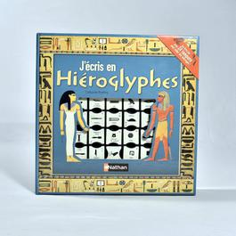 J'écris en Hiéroglyphes- Nathan - Photo 0