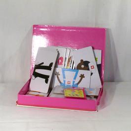 """Le puzzle """"Combiner ou mélanger"""", Meadow Kids, 2011, 3 ans et + - Photo 1"""
