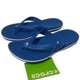 357e1868eb5 Chaussures Tongs Crocband Flip Crocs neuves P 37 38 - Photo ...