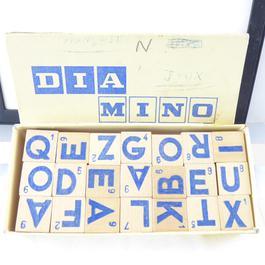 Ancien jeux DIAMINO - Photo 0