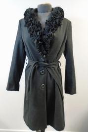 Manteau long et chaud femme Taille XL ( taille petit ) - Photo 0 ... d57f9ecb516