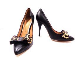 95da3c09dd9c Chaussures noires à talons aiguilles - EVA TURNER - 38 - Photo 0 ...