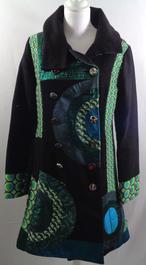 Vêtements femme d occasion - bon état Multicolore 42 - Label Emmaüs 47003ad6645